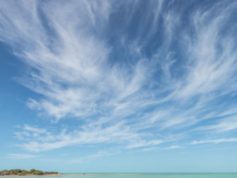 Bahamas sky - Bonefishing Capital - Bair's Lodge