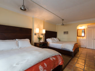 Our Room - Bair's Lodge - Bahamas