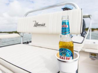 Maverick boats at Bair's Lodge - Bahamas