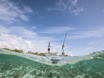Fly Fishing - Bair's Lodge - Bahamas
